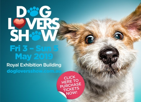 Dog Lovers Show Melbourne 2019 450x325
