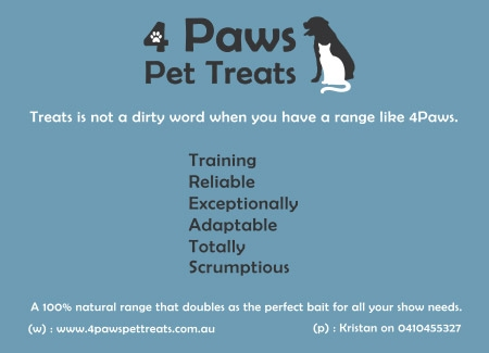 4 Paws Pet Treat 450x325